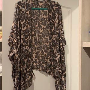 Lane Bryant Cover up Never Used
